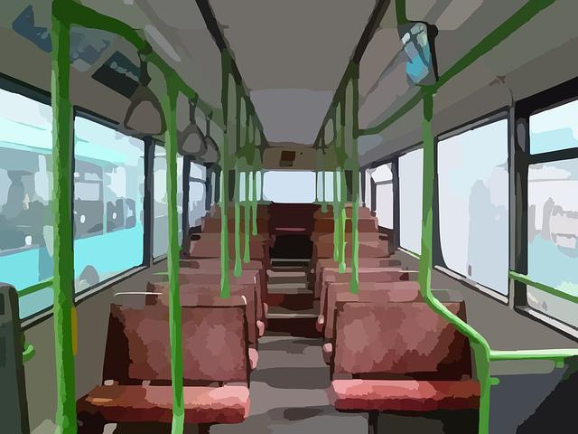 Важная информация об общественном транспорте!