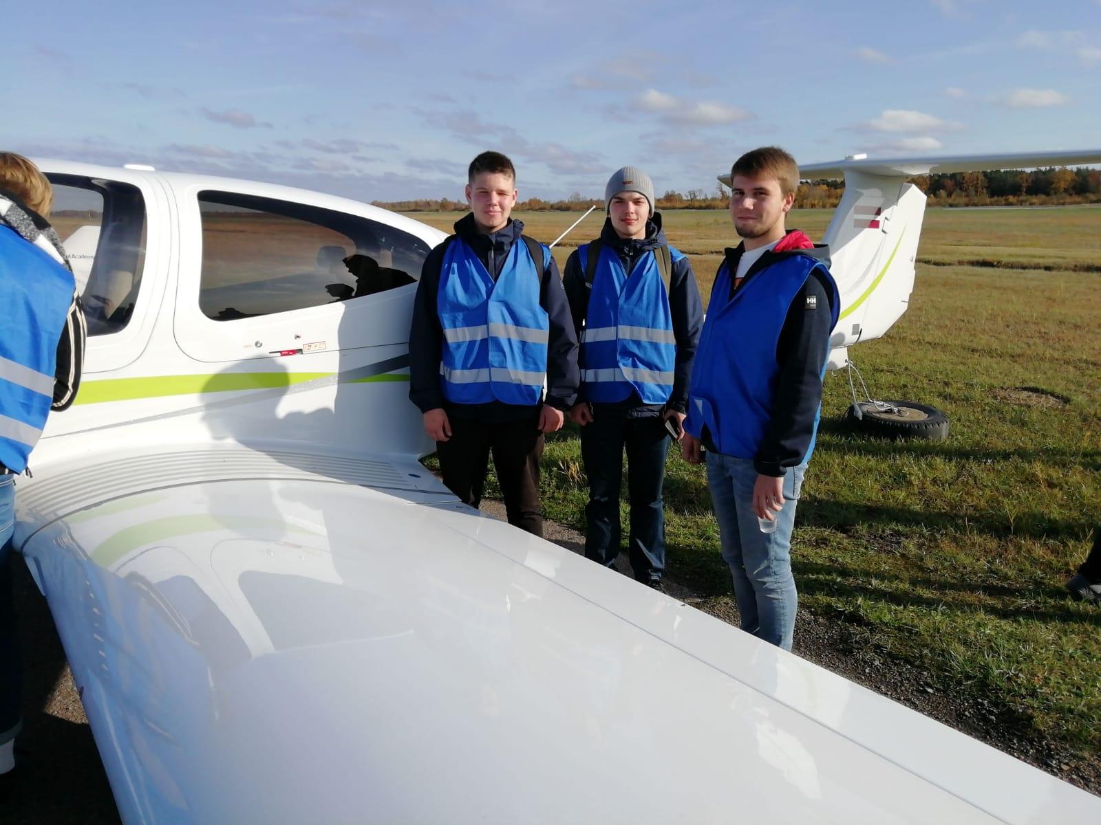 AirBaltic Training Pilotu akadēmija  Liepājas lidostā