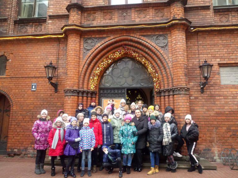 Vēstures un kuģniecības muzeja apmeklējums Rīgā