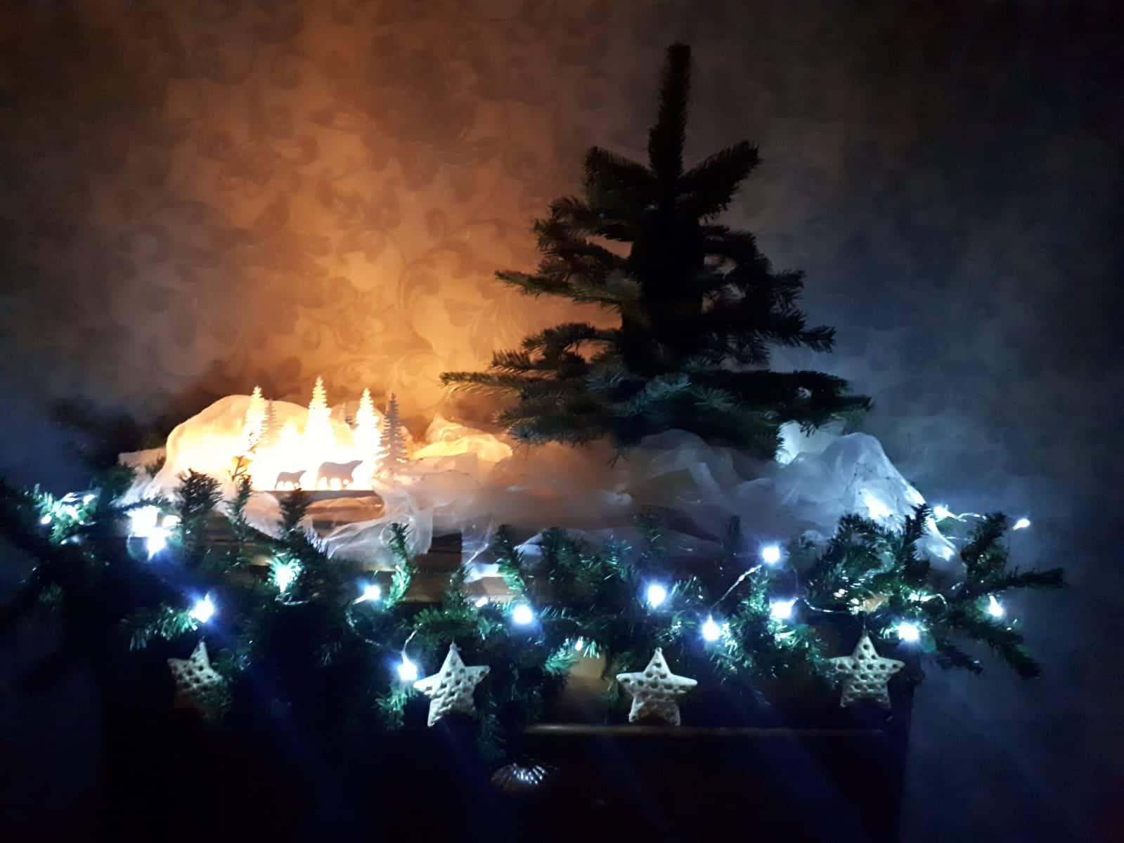 """Ziemassvētki folkloras centrā """"Namīns"""""""