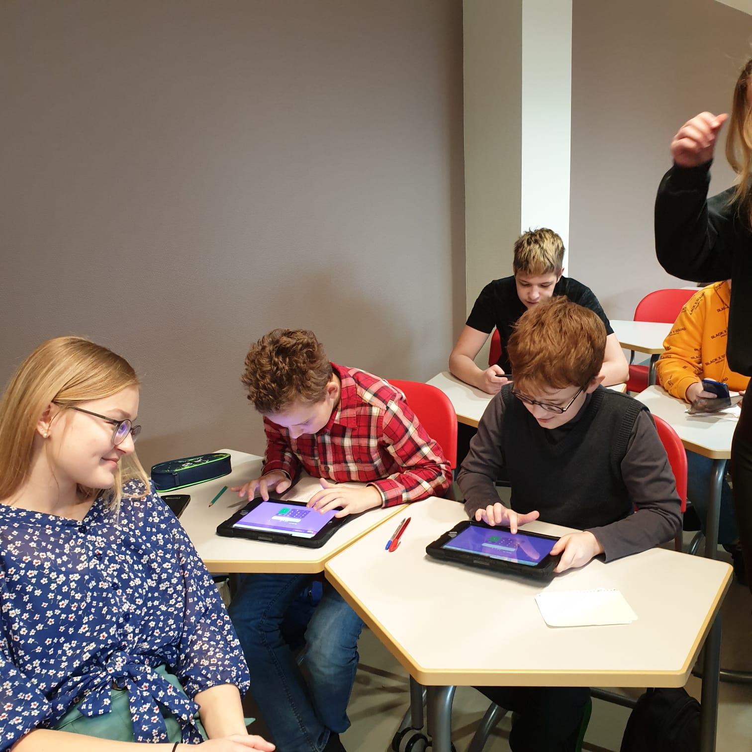 """Starptautiskās matemātikas sacensības ,,Math Game Day"""""""