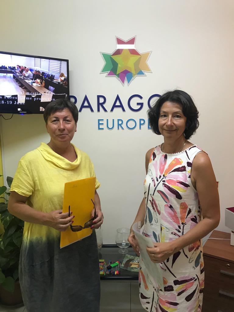 """Starptautiskas organizācijas """"Hand in Hand Malta"""" apmeklējums"""