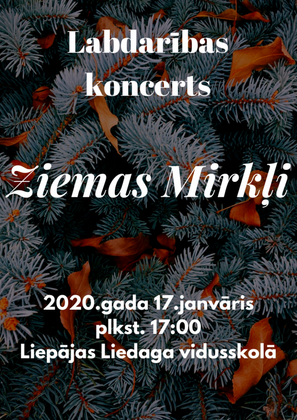 Read more about the article Labdarības koncerts