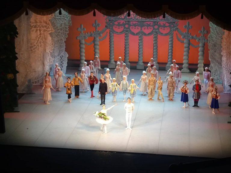 """""""Riekstkodis"""" ir viens no košākājiem baletiem Latvijas nacionālajā operā."""