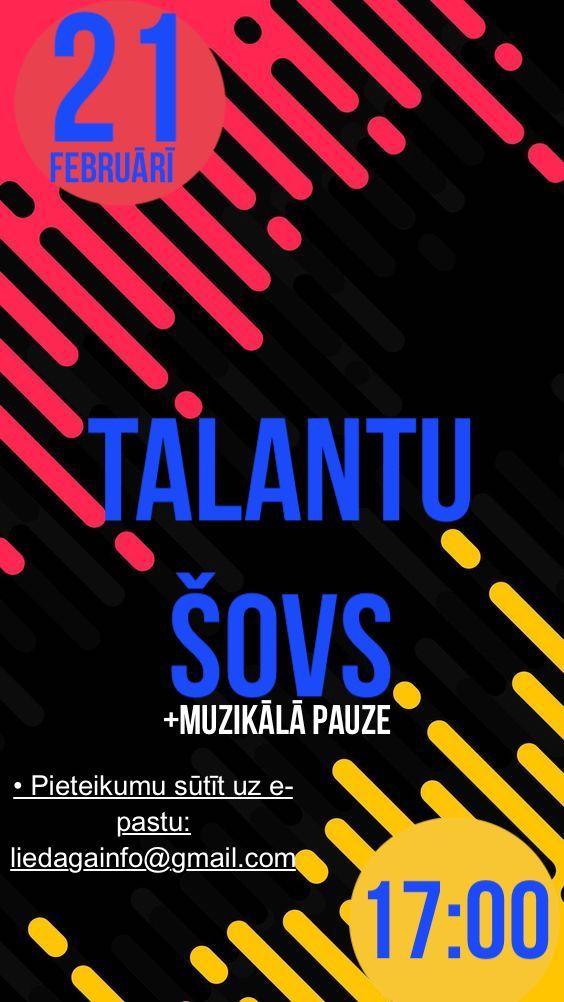 Talantu šovs – ATCELTS!