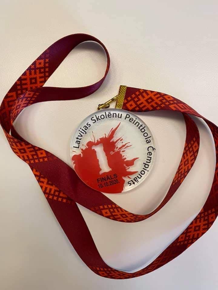Latvijas skolēnu peintbola čempionāts