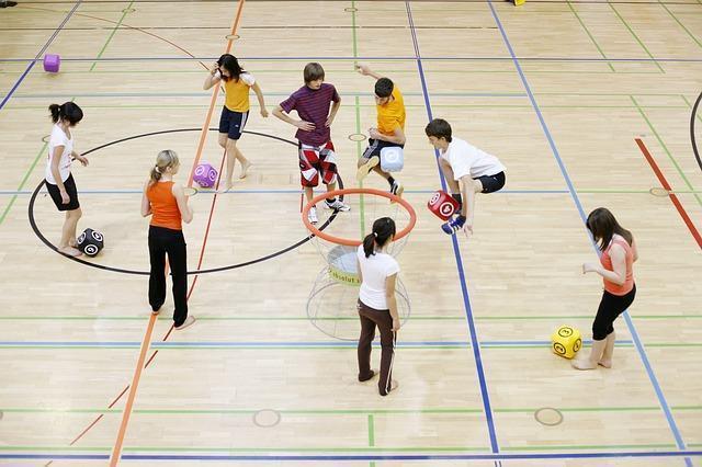 Sasniegumi veselības un fiziskās aktivitātes joma