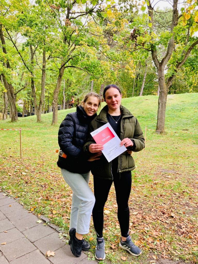 """Read more about the article Ikgadējas Liepājas pilsētas starpskolu sacensības """"Rudens kross"""""""